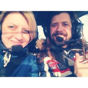 Полёт с Диной